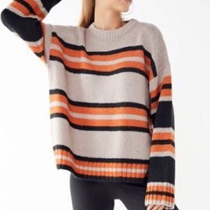 Urban Outfitter Bobby Boyfriend Striped Sweater